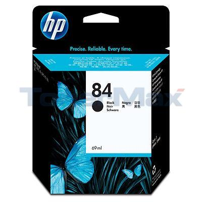 HP NO 84 INK CARTRIDGE BLACK